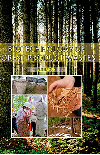 Biotechnology of Forest Product Wastes por G. Tarun