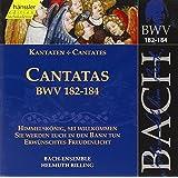 Edition Bachakademie Vol. 55 (Geistliche Kantaten BWV 182-184)