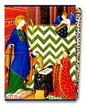 L'�ge d'or du manuscrit : la peinture...