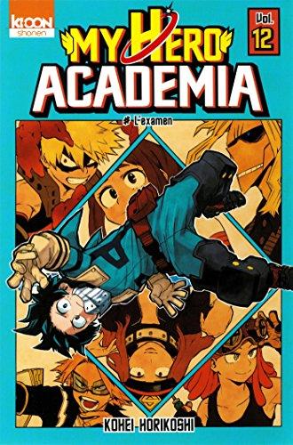 My Hero Academia T12 (12) par Kohei Horikoshi