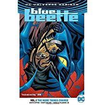 Blue Beetle Vol. 1: The More Things Change (Rebirth) (Blue Beetle (Rebirth))