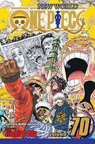 One Piece Volume 70