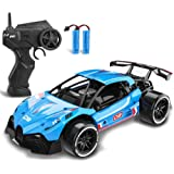 Remote Control Car Fast Electric RC Racing Cars 1/16 2.4GHz 15KM/H High Speed Race Car Off Road RC Drift Car Vehicle Toys for
