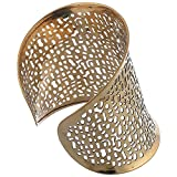 JDX Gold Plated Cuff for Women and Girls