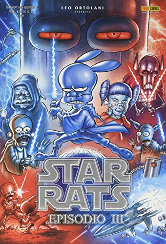 Star rats: 3