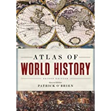 ATLAS OF WORLD HIST 2/E