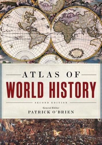 ATLAS OF WORLD HIST 2/E