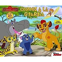 La Guardia del León. Conoce a la guardia: Libro con solapas (Disney. La guardia del león)