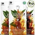 9 x 10 Capsules de Thé Biologique Compatibles avec Nespresso Boîte de Thé noir 90 Capsules 3 Sortes sans Aluminium ni Plastique de My-TeaCup