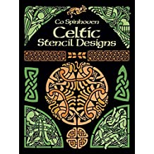 Celtic Stencil Designs: Pictorial Archive (Dover Pictorial Archive) by Co Spinhoven (2000-02-01)