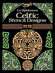 Celtic Stencil Designs (Dover Pictorial Archive) by Co Spinhoven (1990-09-01)