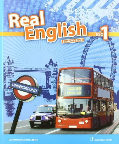 Real English. Student's Book. 1º ESO