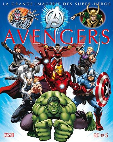 Avengers par Sabine BOCCADOR