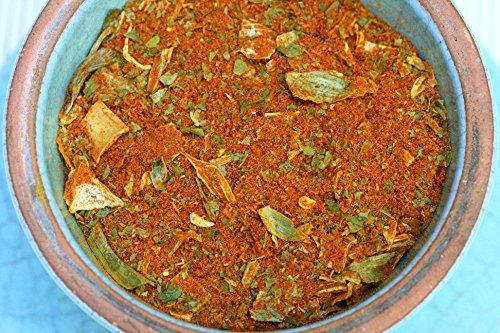 Couscous Gewürzmischung 100g im Beutel