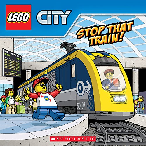 Stop That Train! (LEGO City: Storybook) (English Edition)
