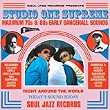 Best The One 70s Souls - Soul Jazz Records Presents Studio One Supreme: Maximum Review
