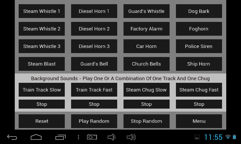 Model Railway Sound Effects: Amazon co uk: Appstore for Android