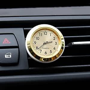 Txian Quarz Auto Uhr Air Vent Oldtimer Analog Quarzuhr 38x38x17mm Auto