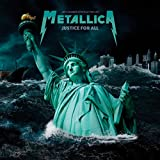 Metallica - Justice For All: Edición Limitada en Vinilo Azul