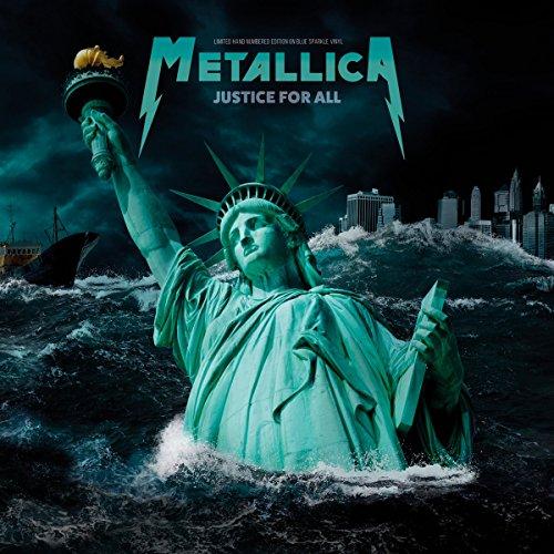 Metallica - Justice For All: Edizione Limitata su Vinile Blu
