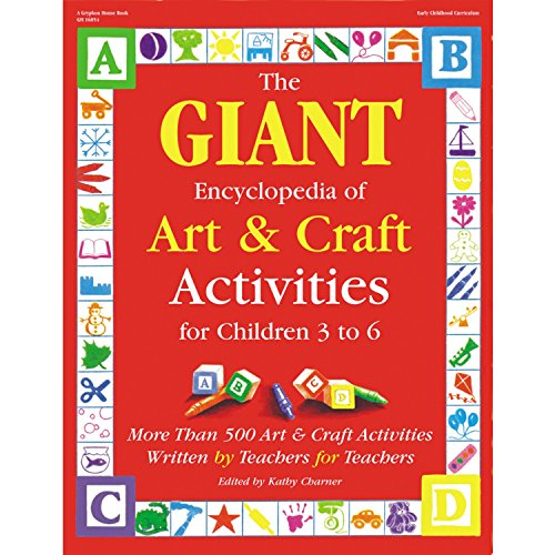 GIANT ENCY OF ARTS & CRAFT ACT (Giant Encyclopedia) por Kathy Charner