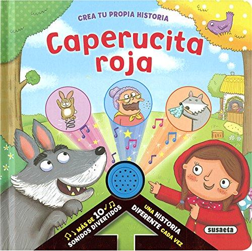 Caperucita Roja (Crea tu propia historia) por Susaeta Ediciones S A