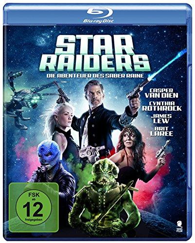 Bild von Star Raiders - Die Abenteuer des Saber Raine [Blu-ray]