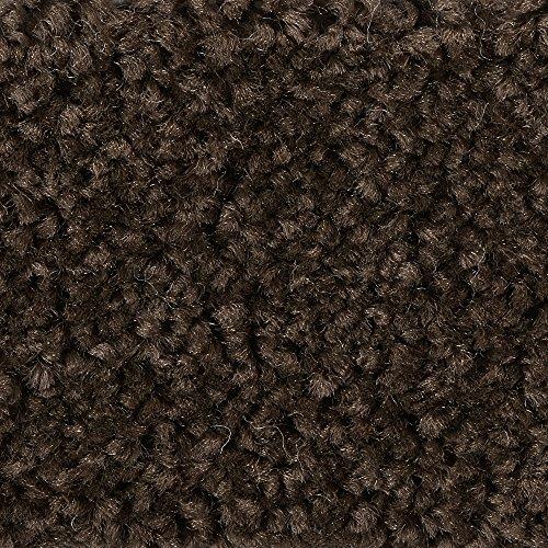 Variante verschiedene L/ängen BODENMEISTER BM72182 Teppichboden Auslegware Meterware Hochflor Shaggy Langflor Velour gr/ün 400 cm und 500 cm breit 2 x 5 m