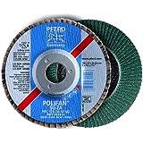 Pferd 67750306 125 Zirconia Alumina 60 Disque à lamelles haute performance