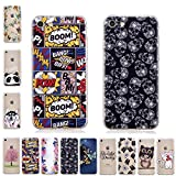 V-Ted Coque Apple iPhone 6S 6 Squelette Anime Silicone Ultra Fine Mince Bumper Housse...