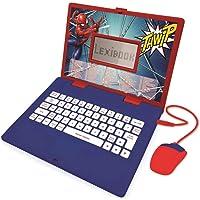 Disney Marvel Spider-Man - Ordinateur éducatif bilingue interactif - 124 activités pour découvrir : anglais, français…
