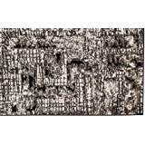Alfombra Moderno Salón y dormitorio gris y negro – alfombra Collection sitap Genova 38266 – 3535 – 30, gris y negro, Cm.160x230