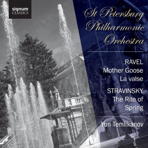 Ravel; Stravinsky: Mother Goose, La Valse; Rite Of Spring by St Petersburg Philharmonia Orchestra (2013-08-27)