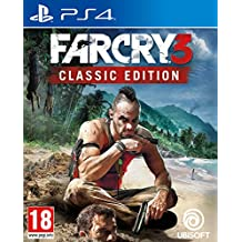 Ubisoft Far Cry 3 Classic Edition [Playstation 4 ]