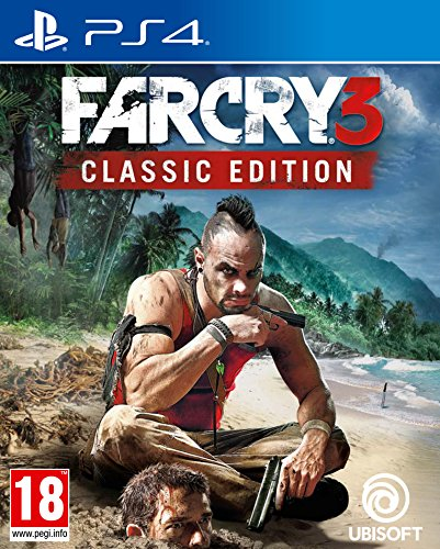 Far Cry 3 Classic Classics PlayStation 4
