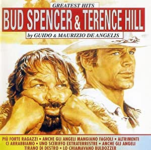 bud spencer terence hill greatest hits 1 ost bud. Black Bedroom Furniture Sets. Home Design Ideas