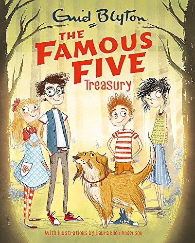 The Famous Five Treasury