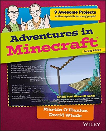 Adventures in Minecraft (Adventures In ...) (English Edition)