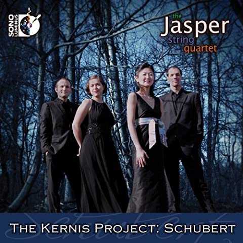 The Kernis Project: Schubert (Death And Maiden/ Qtet No. 1) (Sono Luminus: DSL-92152)
