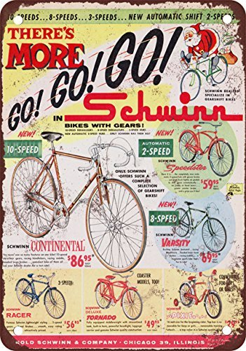 1960-schwinn-bicycles-vintage-look-reproduction-metal-tin-sign-203-x-305-cm