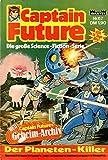 CAPTAIN FUTURE - Die große Science-Fiction-Serie Comic # 67: Der Planeten-Killer