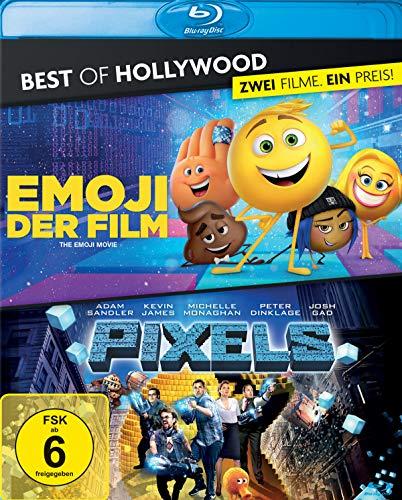 Emoji - Der Film/Pixels - Best of Hollywood [Blu-ray]