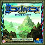 Rio Grande Games Dominion seconda Edizione [in Lingua Inglese]
