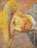 Van Gogh Post Impressionist 16 Month Wall Calendar 2019 (Strawberry Calendars 2019, Band 4)