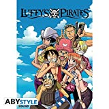 ABYstyle - Poster - One Piece Luffy's Pirates 98x68cm - 3760116317412