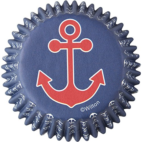 Maritime Backförmchen