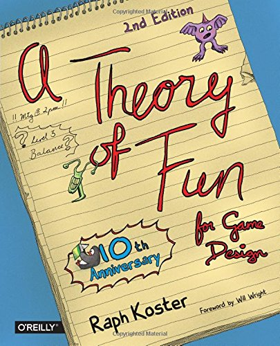 Theory of Fun for Game Design por Raph Koster