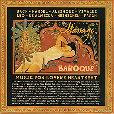 Massage Baroque Music for Lovers Heartbeat