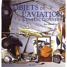 Objets de l'aviation à collectionner