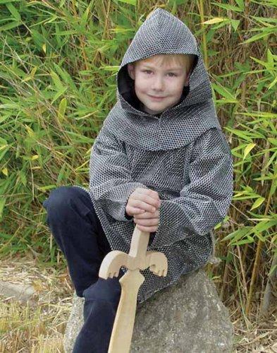 Kinder Kostüm Kettenhemd - Kettenhemd